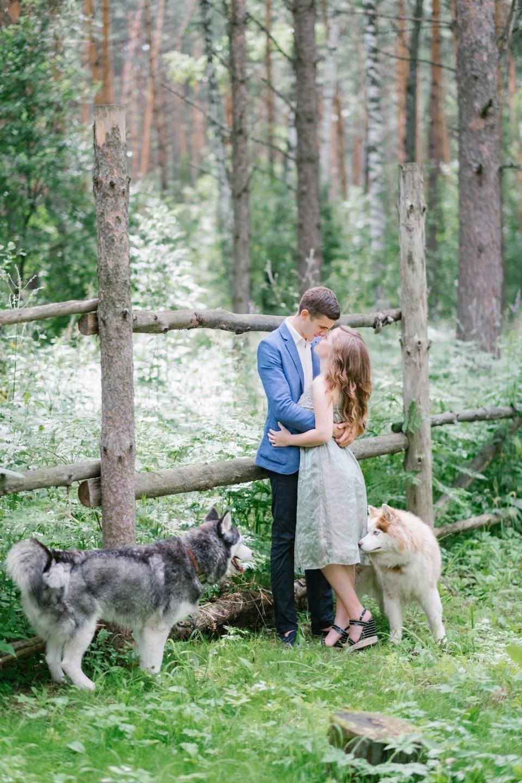 День наедине с природой: love-story в стиле рустик