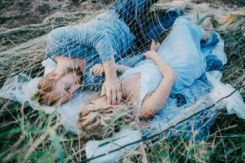 Love-story в морской тематике