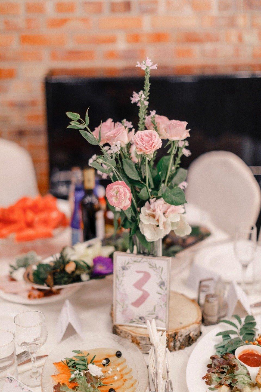 Воздушность и нежность: романтическая свадьба в светлой палитре