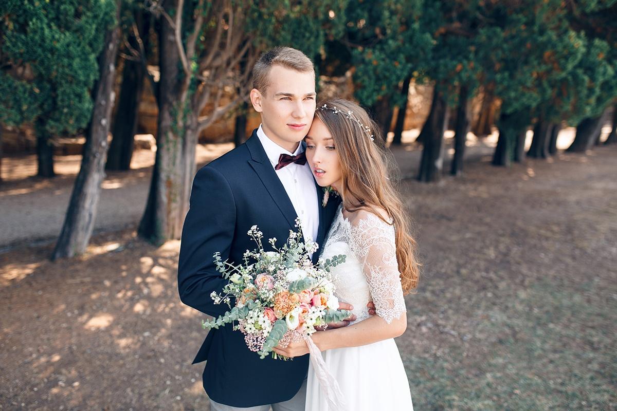 В солнечной Черногории: свадьба для двоих