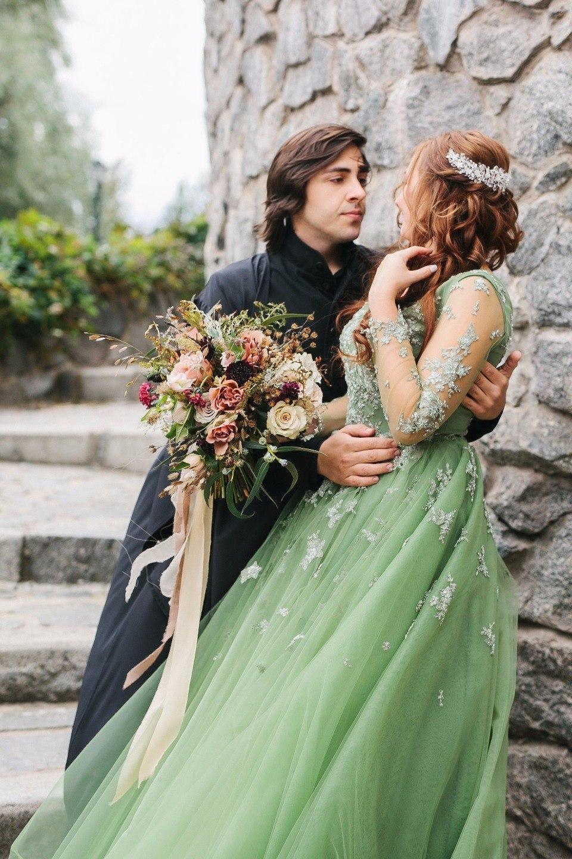 Один день из сказки: свадьба по мотивам «Гарри Поттера»