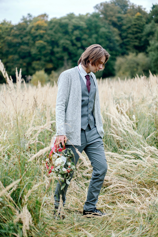 Осенний декаданс: стилизованная фотосессия