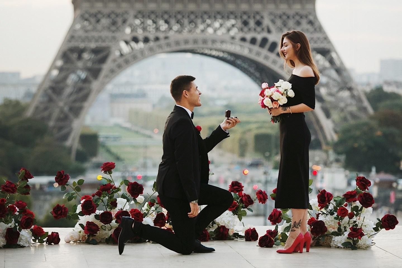 подарить кольцо невесте