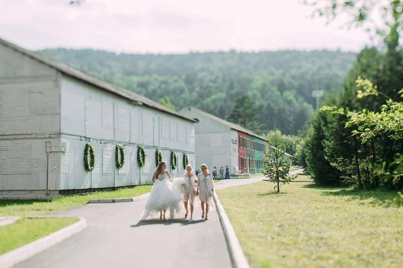 Кристальная чистота любви: свадьба в стиле европейской классики