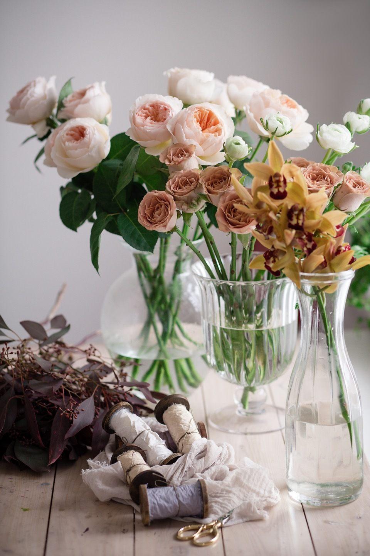 Цветочная кухня: осенний сад
