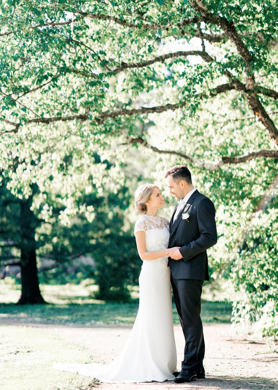 Настоящие романтики: свадьба в белоснежной палитре