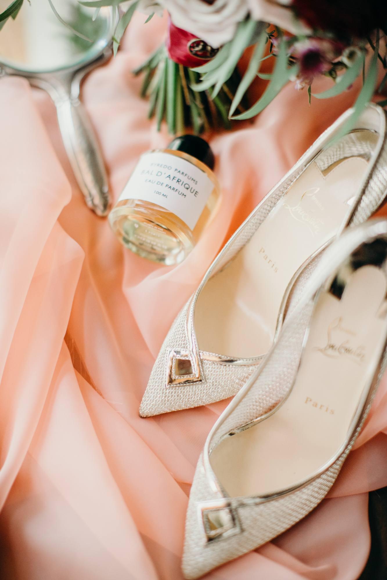 Утонченная элегантность: свадьба в цвете марсала