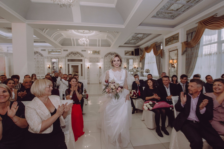 В атмосфере творчества: осенняя свадьба в Крыму
