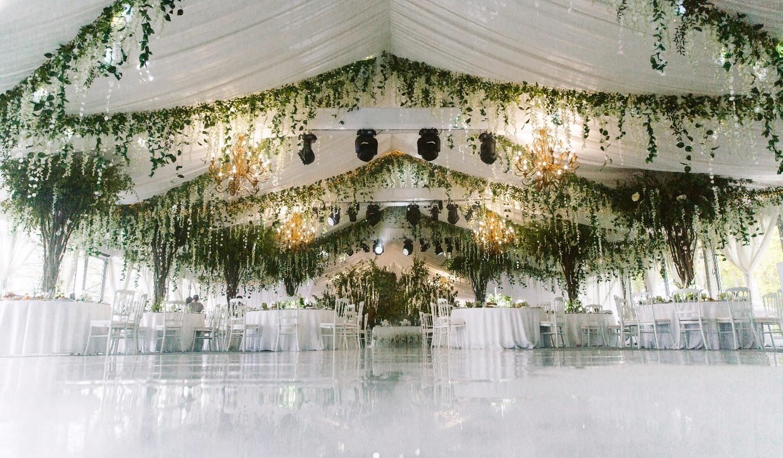 Таинственный лес: свадьба в стиле эко