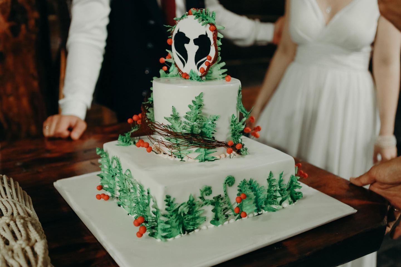 Индейская история: свадьба на природе в стиле бохо