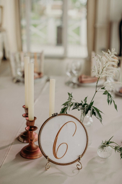 Красота в каждой детали: элегантная свадьба за городом