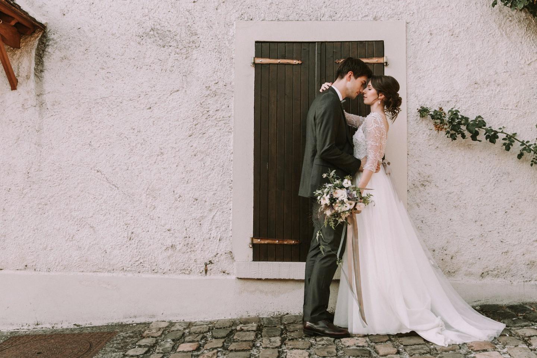 Благородство Нормандии: свадьба во французском замке