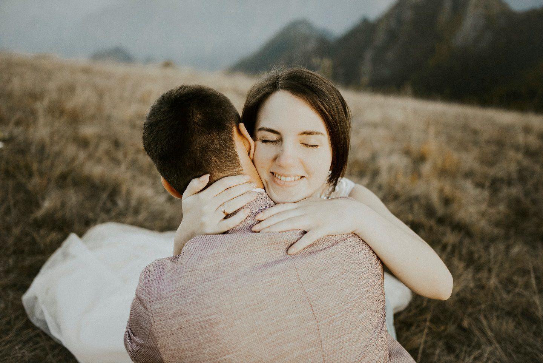 Закат в горах: свадебная love-story