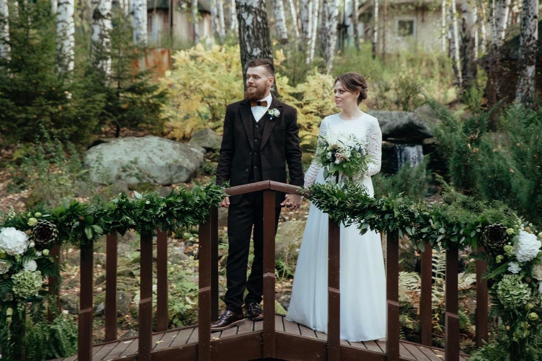 Ключевые моменты организации свадьбы в ЭКО стиле