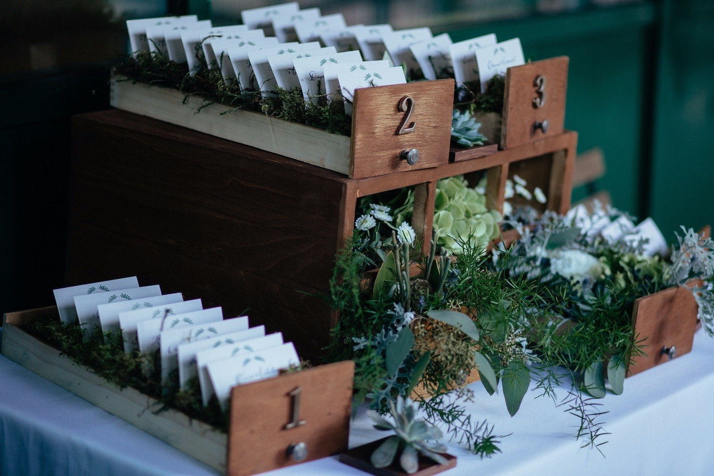 Опыт невесты: как мы организовали праздник в стиле эко