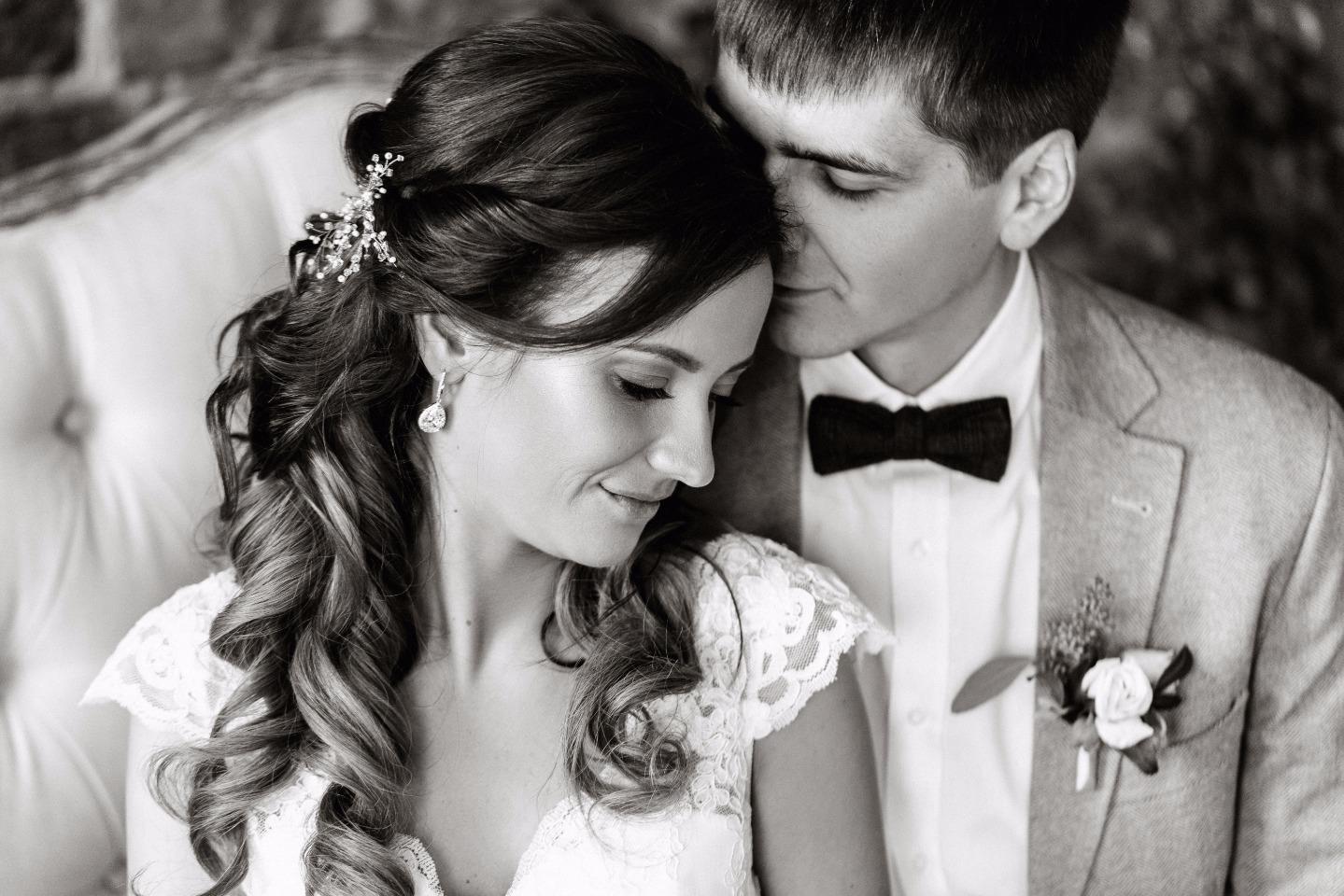 Холодное лето и теплые чувства: свадьба в стиле уют