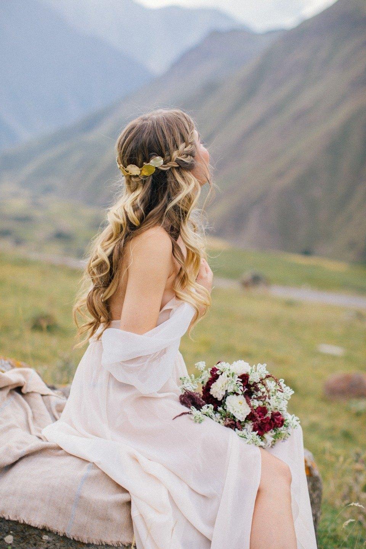 Старые улочки любимого города: свадебная love-story в Тбилиси