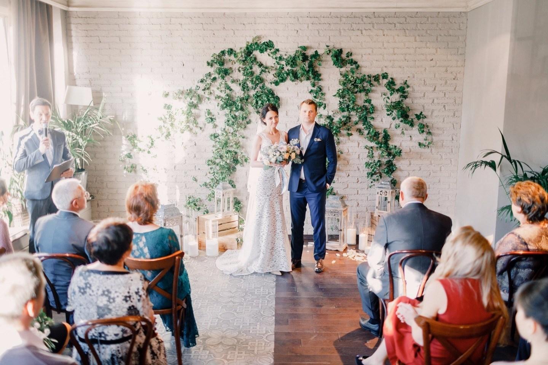 Безумно влюбленные: свадьба с итальянскими нотками