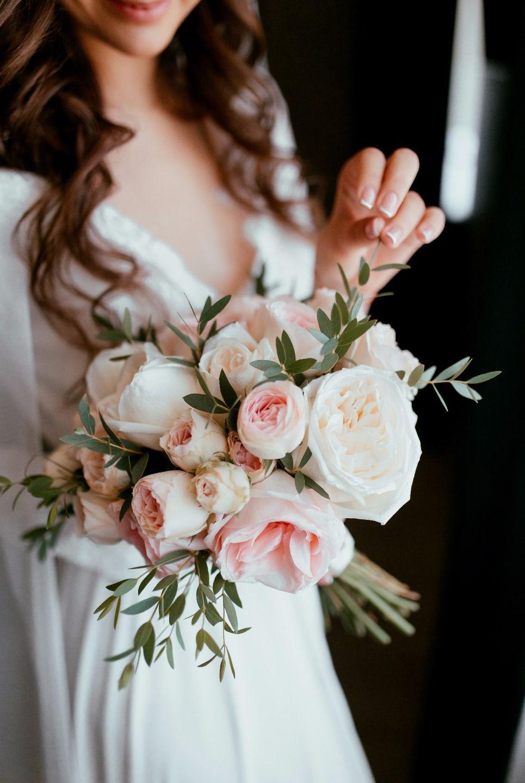 Классика со вкусом: классическая загородная свадьба