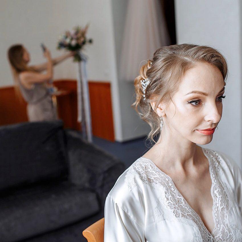 Что происходит за кадром: свадебное закулисье