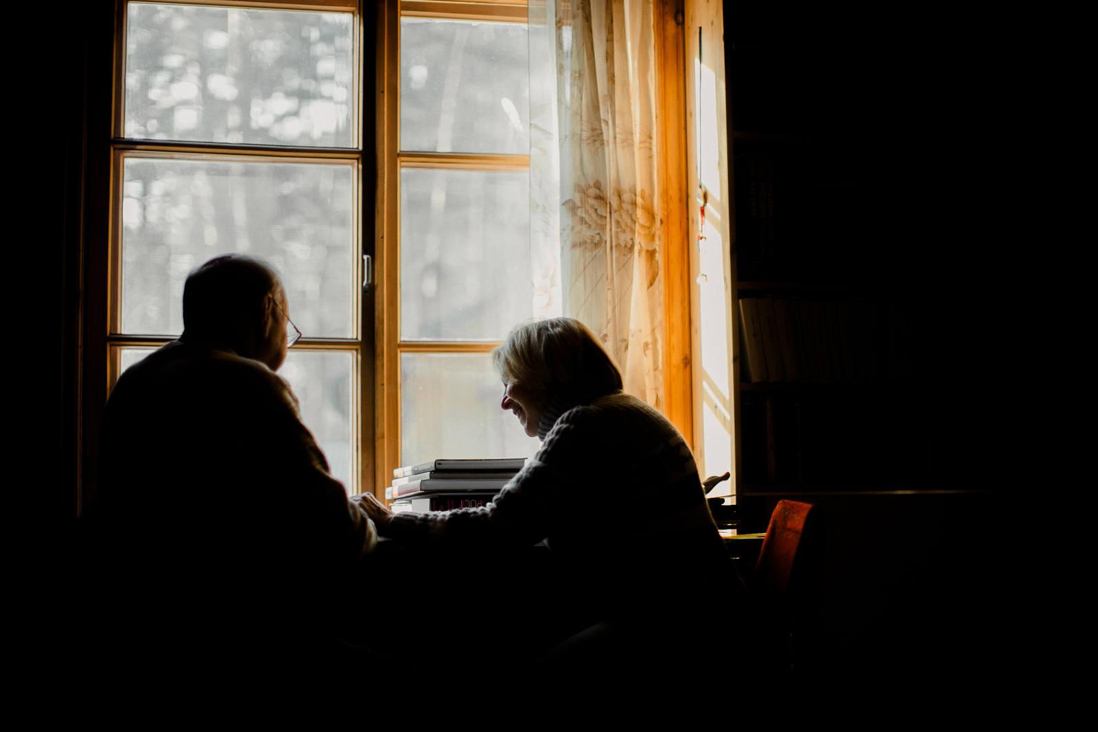 Про Дом: love-story в честь 55-летия совместной жизни