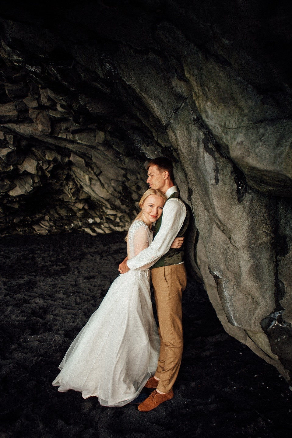 Одна мечта на двоих: свадьба в Исландии