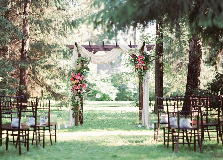Happy Summer: летняя свадьба в яркой палитре