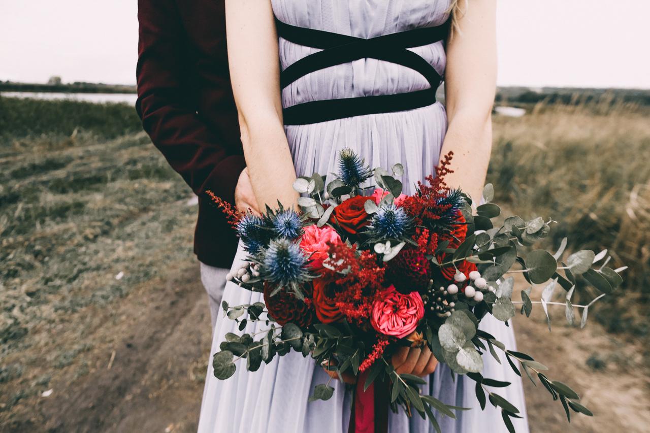 Моменты счастья: love-story в день росписи