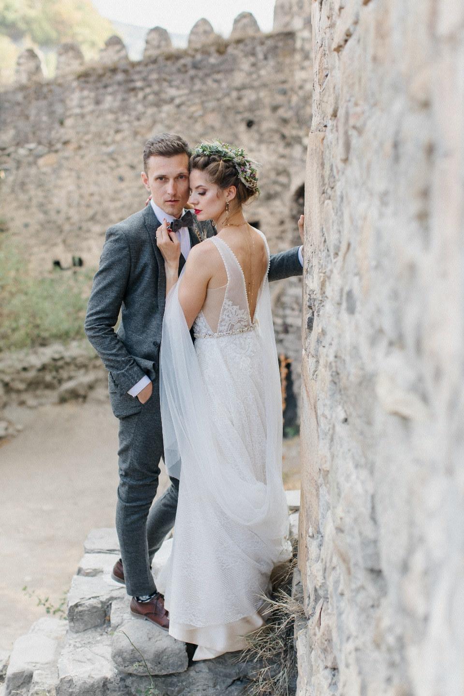 На вершине любви: бохо-свадьба в горах