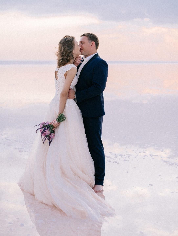 Кристальная сказка: love-story на озере Эльтон