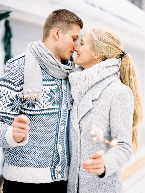 Christmas preparing: зимняя love-story в загородном доме