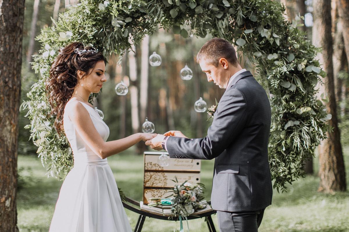 All you need is love: уютная эко-свадьба в загородном отеле