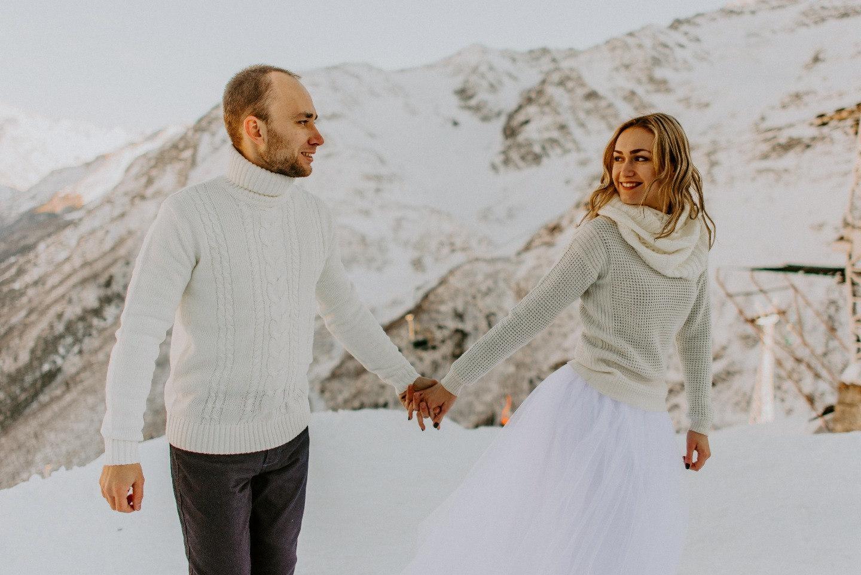 Две стихии: love-story в горах