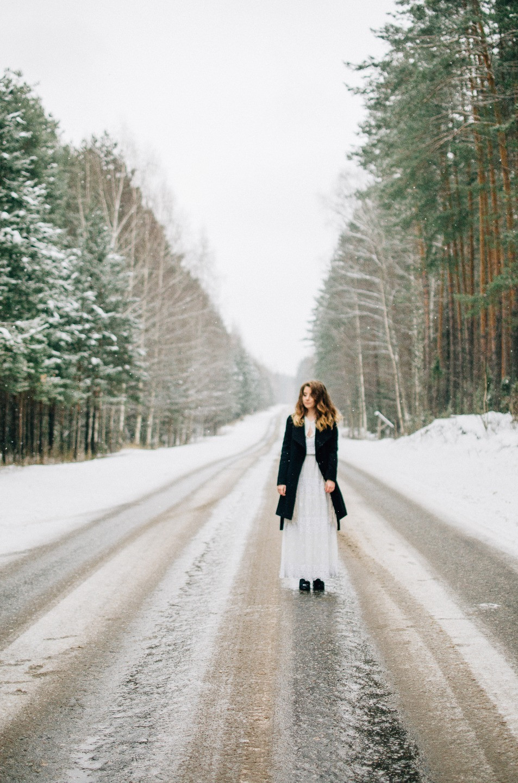 Во время снегопада: уютная зимняя love-story