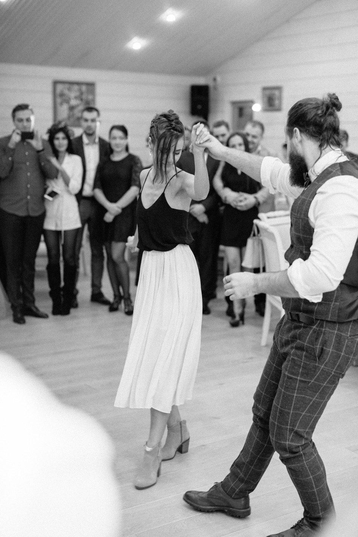 Отголоски Карелии: свадьба в лесной стилистике
