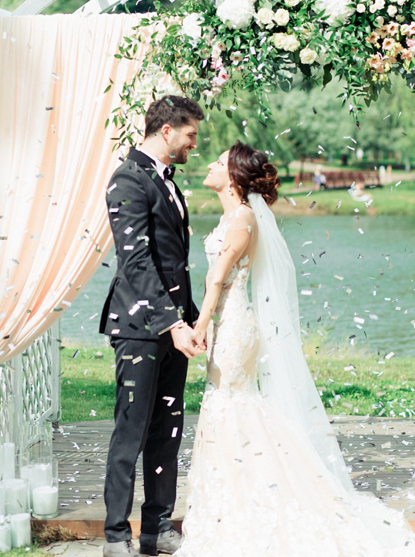 Elegant Classic: свадьба в классическом стиле