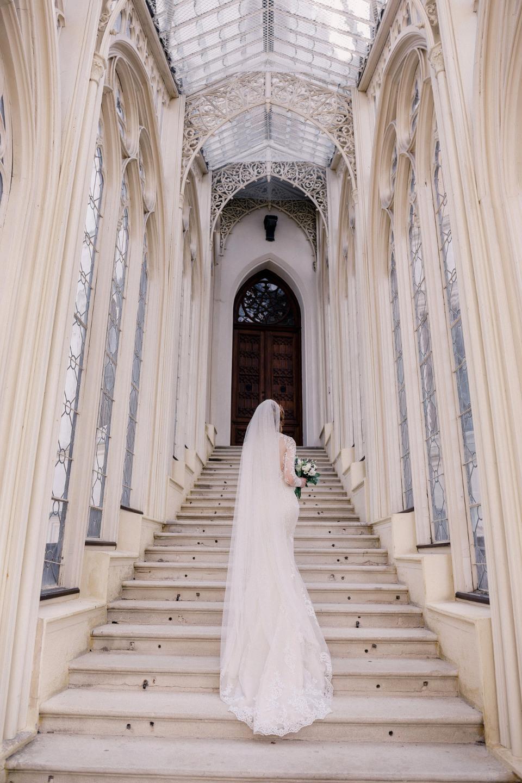 Счастье для двоих: свадьба в чешском замке
