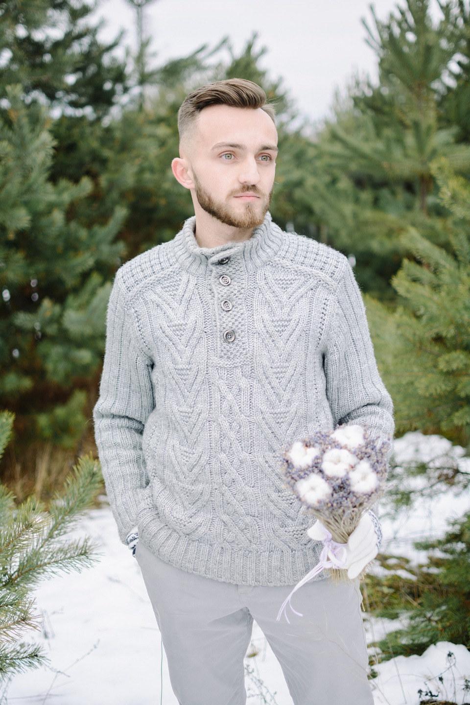 Зимняя love-story с ароматом лаванды