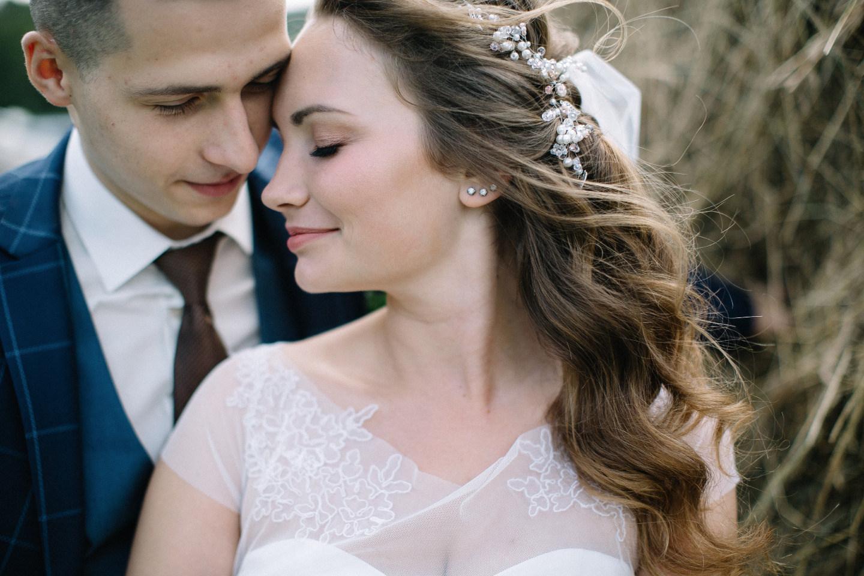 Романтика лета: свадьба в розово-голубой палитре