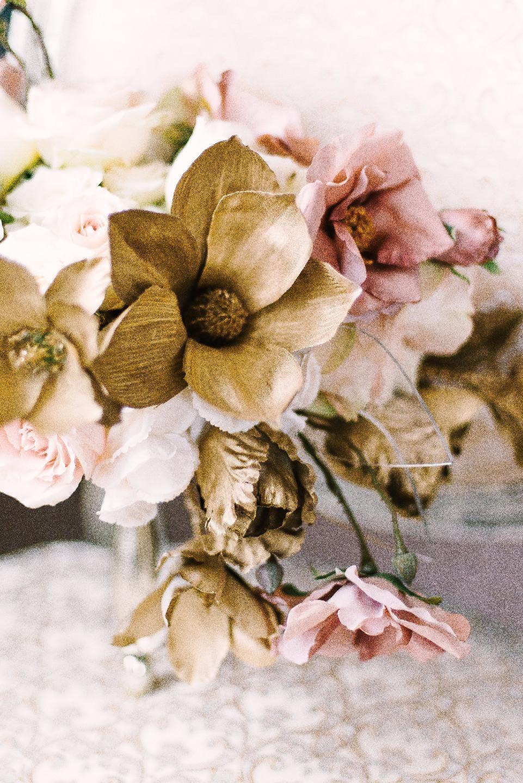 Magnolia charm: свадьба в золотой палитре