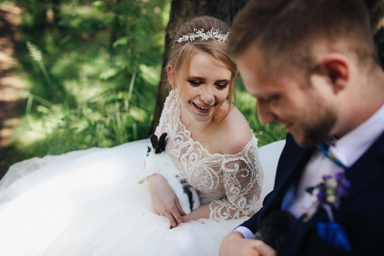 Космос и кролики: большая молодежная свадьба