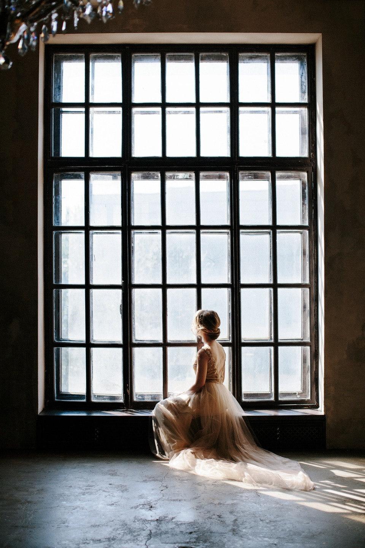 Ускользающая красота: стилизованная фотосессия