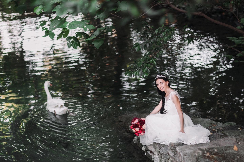 Inspired by D&G: свадьба на озере Гарда