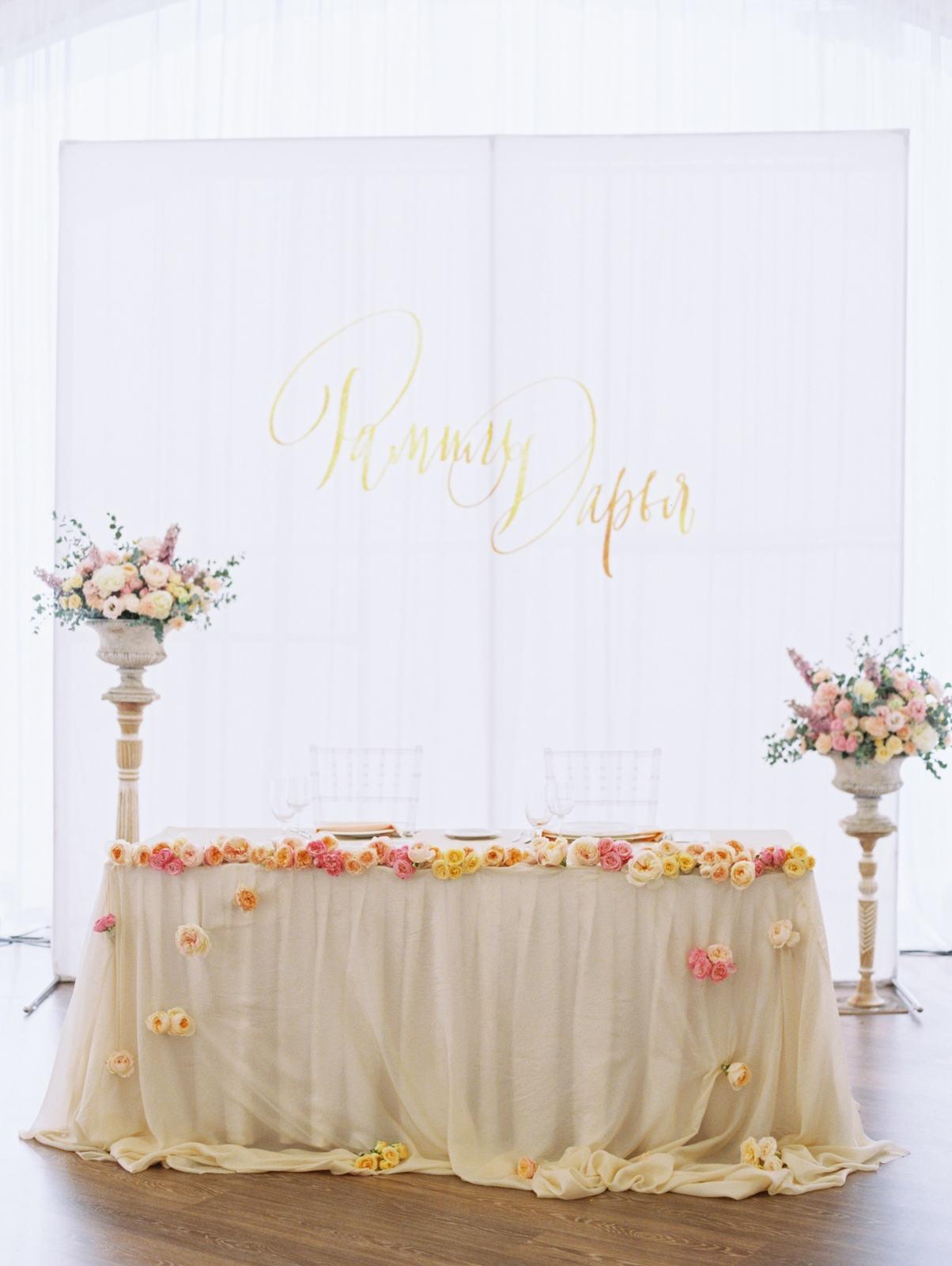 Бюджет на свадебный декор: 3 варианта с примерами от студии Sweet William