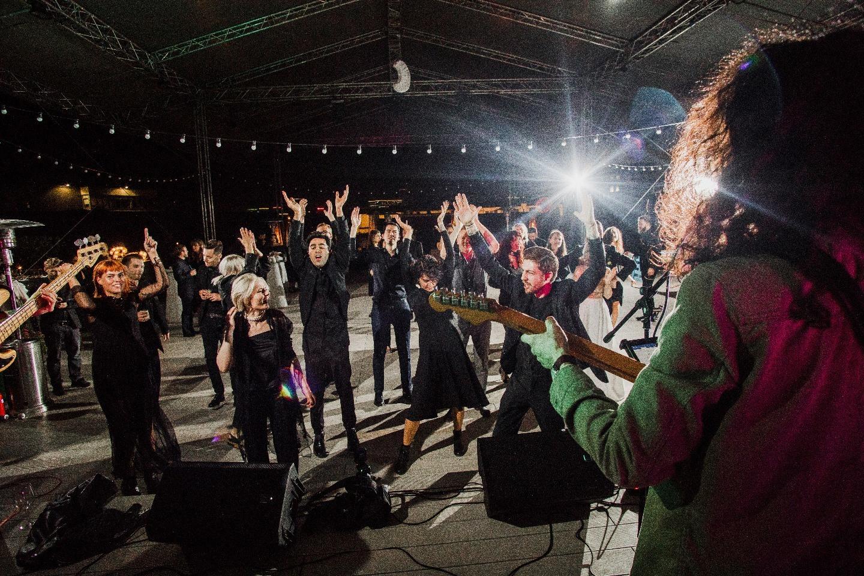 Бруклинские задворки: вечеринка на крыше