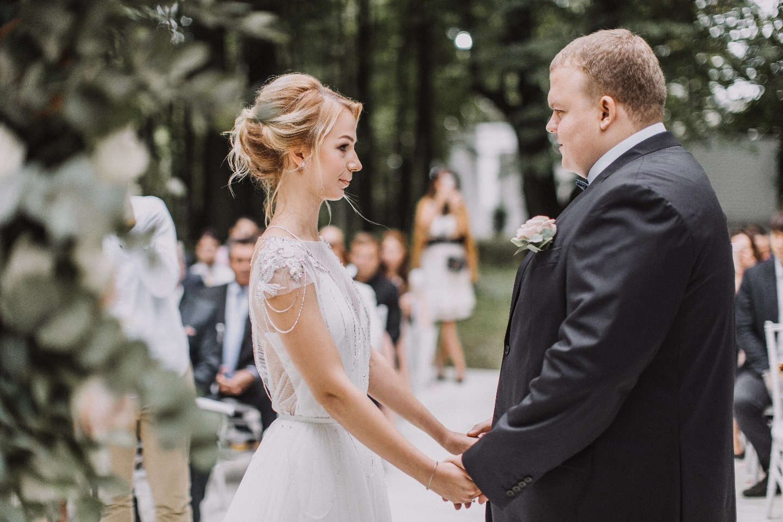 Гармония во всем: летняя свадьба на природе