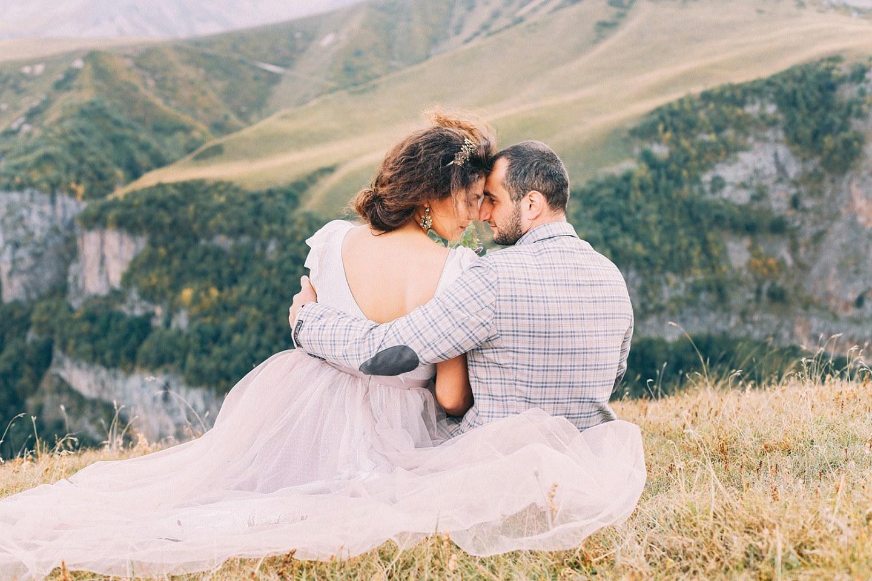 Любовь без слов: love-story в Грузии