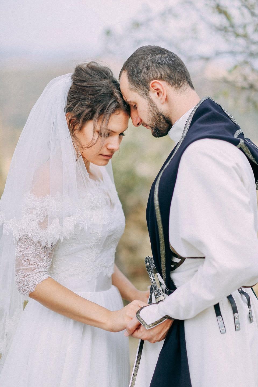 Национальные традиции: свадьба в Грузии