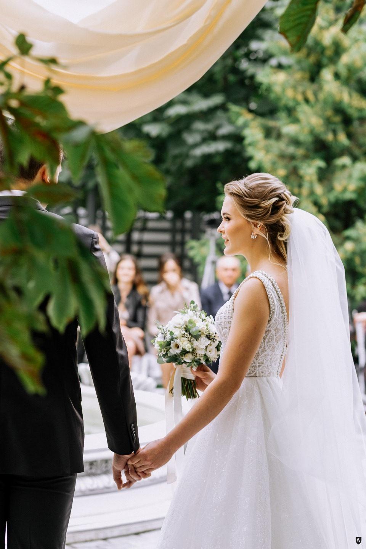 Бабье лето: уютная загородная свадьба