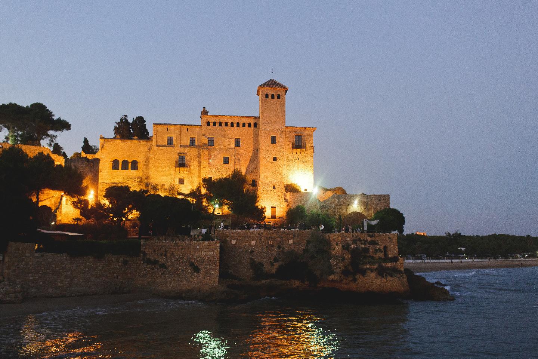 О самом главном: свадьба в замке Тамарит